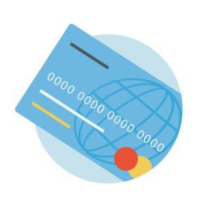 Betale med børnepenge med et MasterCard? Desværre